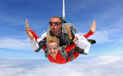 parachutisme gruyere