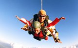 Skydiving at Interlaken,  Grenchen, Sitterdorf, Bex, Yverdon, Épagny, Fribourg! During a tandem jump you can experience the fascination of free fall.