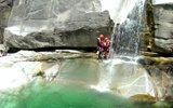 Canyoning in Switzerland! In Interlaken, Valais, Gruyères, Tessin, Walensee close to Zürich and Graubünden!