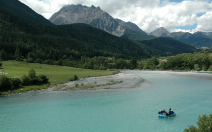 EASY RAFTING IN DER SCHWEIZ funraftinginn424x265