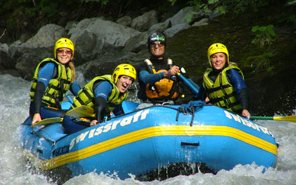RAFTING IN SWITZERLAND AND IN THE SURROUNDING AREA raft424x265_14